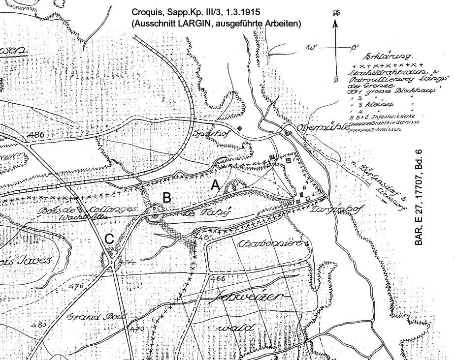 Westfront 1 Weltkrieg Karte.Ww 1914 18